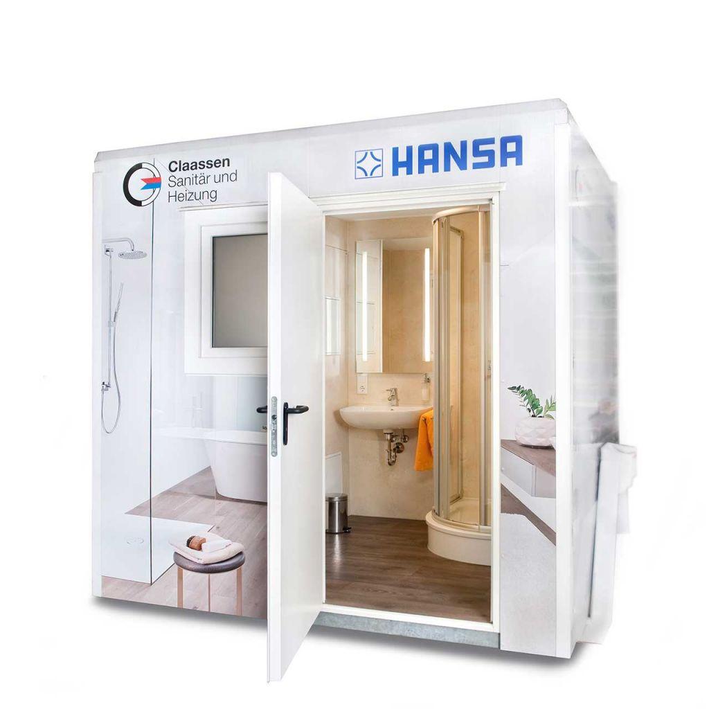 Mobile Bader Sanitar Claasen Kleve